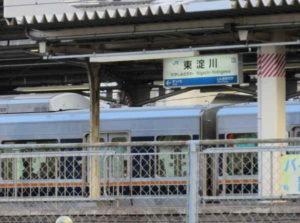 JR京都線「東淀川」駅