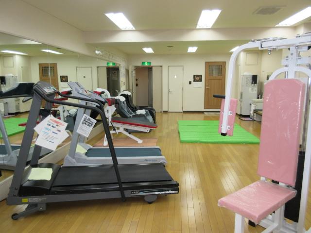 新大阪 フィットネスルーム付き単身赴任マンション