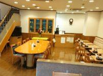 アローンズ大阪 9月食事メニュー食事付き賃貸(食堂完備)