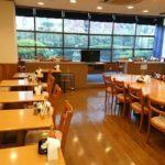 アローンズ大阪の食堂