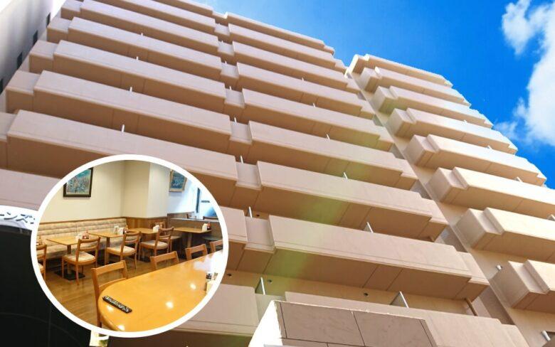 アローンズ大阪 食堂完備サービスアパート