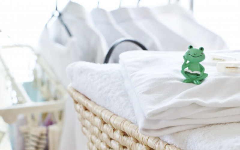 アローンズ大阪 洗濯サービス