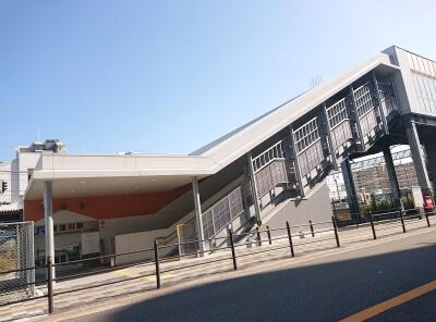 新しくなった「東淀川駅」