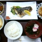 アローンズ大阪 朝食一例